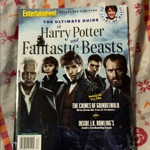 EW Ultimate Guide to Harry Potter